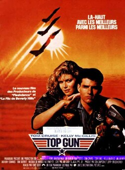 Couverture de Top Gun
