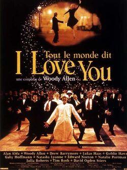 Couverture de Tout le monde dit I Love You