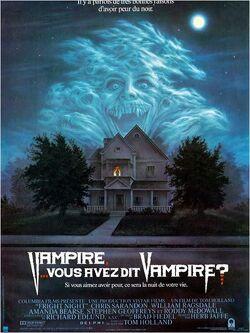 Couverture de Vampire, vous avez dit vampire ?
