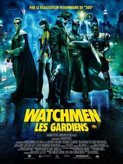 Couverture de Watchmen