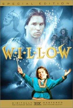 Couverture de Willow