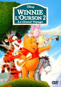 Couverture de Winnie l'ourson 2 : Le grand voyage