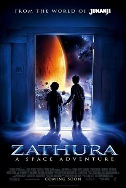 Couverture de Zathura