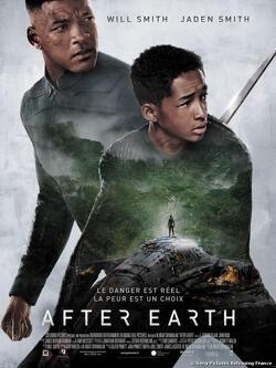 Couverture de After Earth