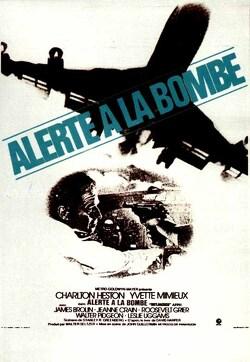 Couverture de Alerte à la bombe