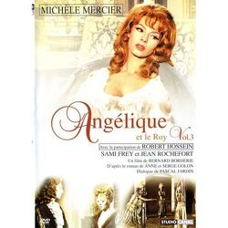 Couverture de Angélique 3 : Angélique et le Roy