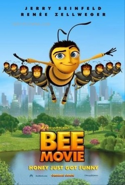 Couverture de Bee Movie : Drôle d'abeille