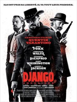 Couverture de Django Unchained
