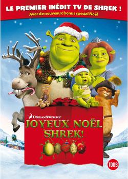 Couverture de Joyeux Noël Shrek!