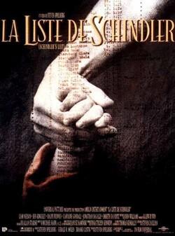 Couverture de La liste de Schindler