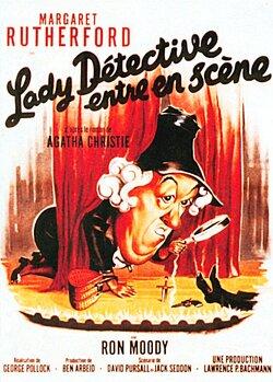 Couverture de Lady détective entre en scène