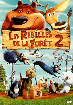 Couverture de Les rebelles de la forêt 2