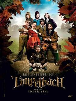Couverture de Les enfants de Timpelbach