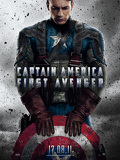 Captain America, the first Avenger