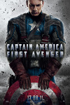 couverture Captain America, the first Avenger