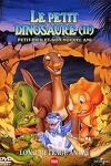 couverture Le petit dinosaure 2: Petit-Pied et son nouvel ami