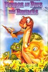 couverture Le petit dinosaure 4: Voyage au pays des brumes
