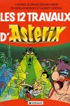 couverture Les Douze Travaux d'Astérix