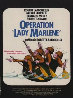 Couverture de Opération Lady Marlène