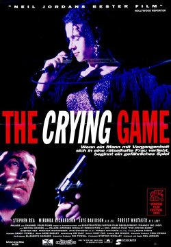 Couverture de The Crying Game