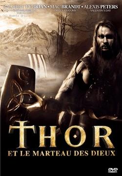 Couverture de Thor et le marteau des dieux