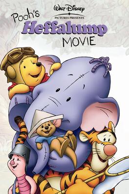 Couverture du livre : Winnie l'ourson et l'éfélant