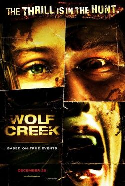 Couverture de Wolf Creek