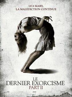 Couverture de Le Dernier Exorcisme : Part II