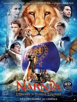 Couverture de Le Monde de Narnia, Chapitre 3 : L'Odyssée du Passeur d'Aurore