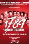 couverture 1789 les Amants de la Bastille
