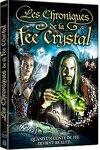 couverture Les chroniques de la fée Crystal