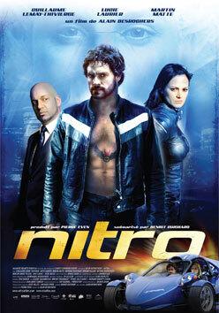 Couverture de Nitro