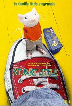 Couverture de Stuart Little