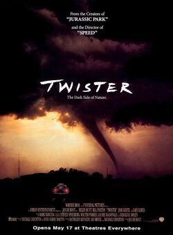 Couverture de Twister
