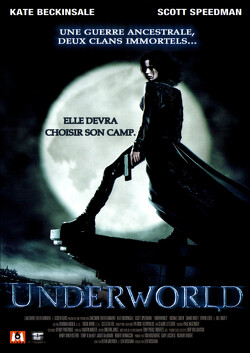 Couverture de Underworld