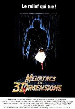 Couverture de Vendredi 13 - Chapitre 3 : Meurtres en 3 Dimensions