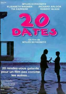 Couverture de 20 dates