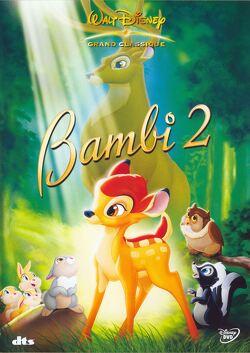 Couverture de Bambi 2