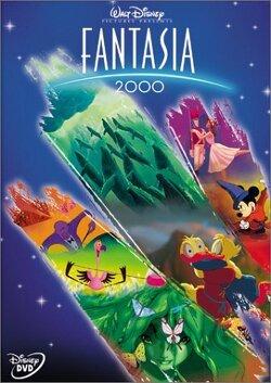 Couverture de Fantasia 2000