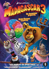 Couverture de Madagascar 3 : Bons baisers d'Europe