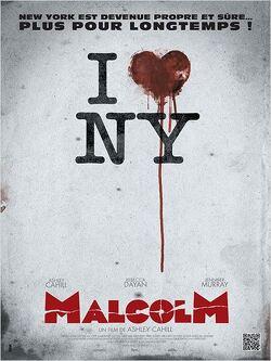 Couverture de Malcolm