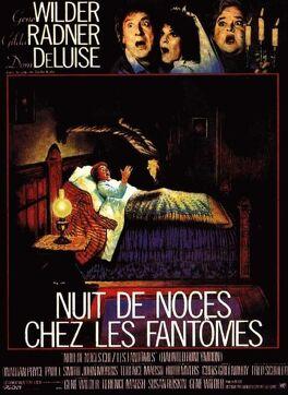 Couverture du livre : Nuit de noce chez les fantomes