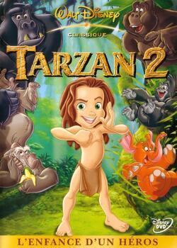Couverture de Tarzan II