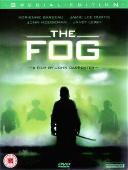 Couverture de The Fog