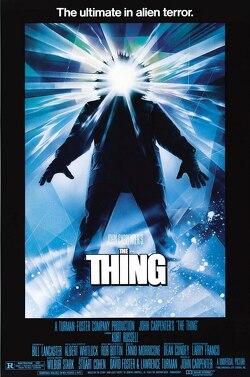 Couverture de The Thing