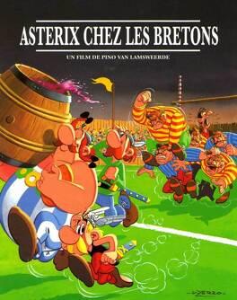 Couverture du livre : Astérix chez les Bretons