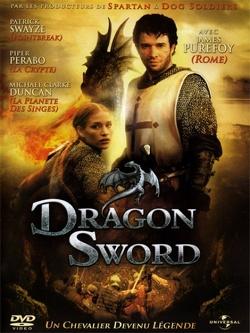 Couverture de Dragon sword