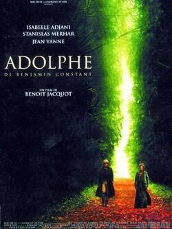 Couverture de Adolphe