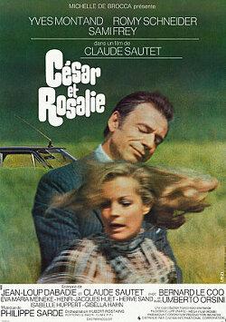 Couverture de César et Rosalie
