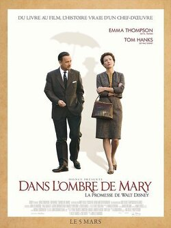 Couverture de Dans l'ombre de Mary - La promesse de Walt Disney